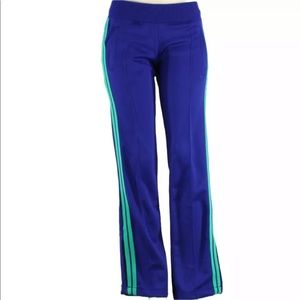 Nike Blue Striker Track Pants